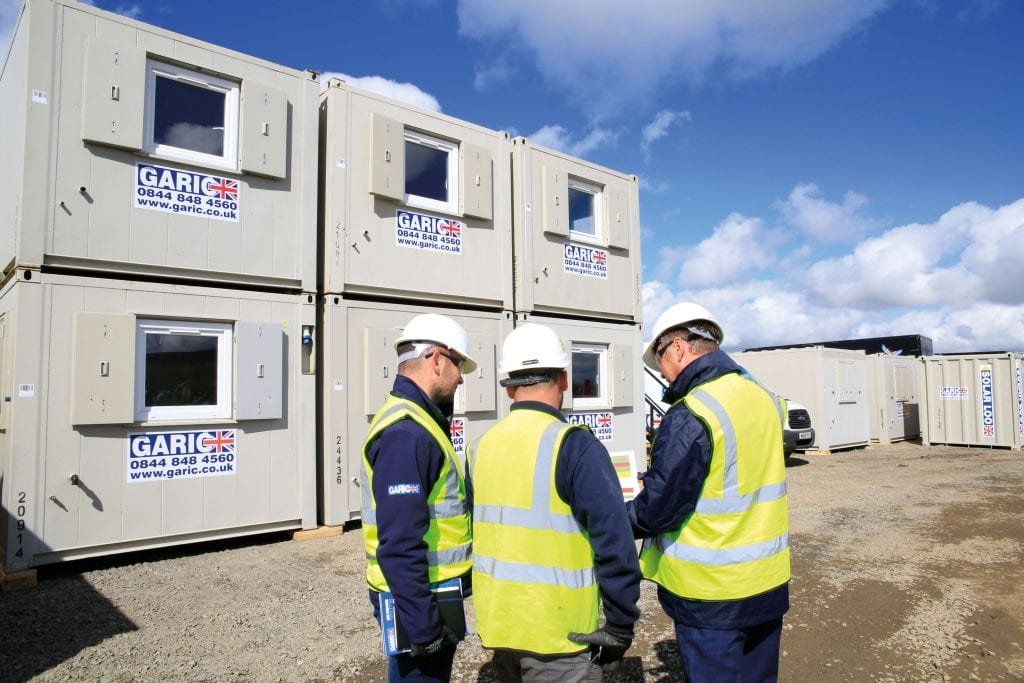 Site Accommodation, Modular Buildings & Storage