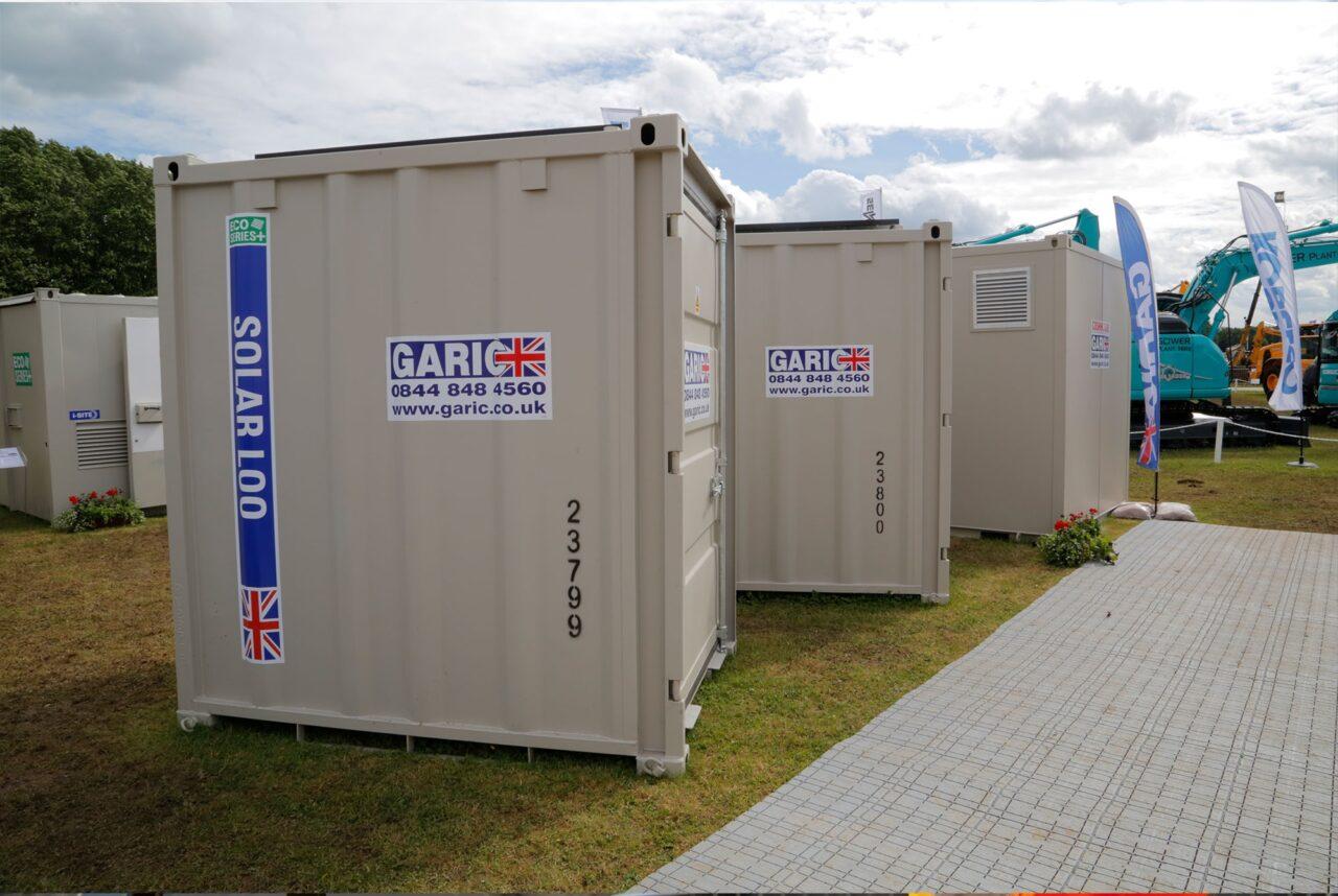 Solar Toilets & Showers