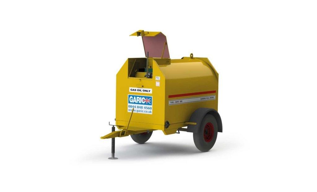 Mobile Fuel Tank 300gal-0
