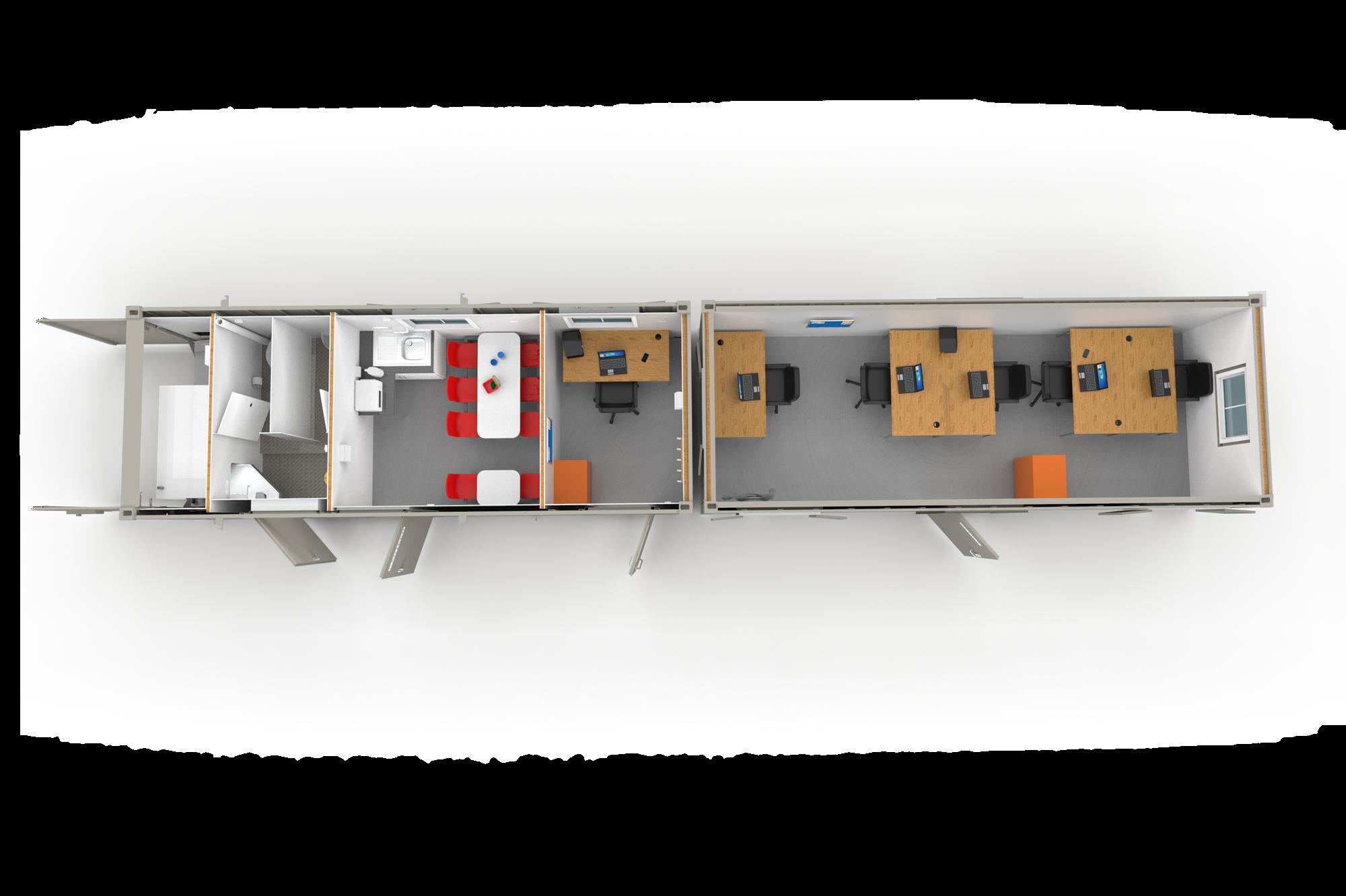Combi Cabin 3XL-39