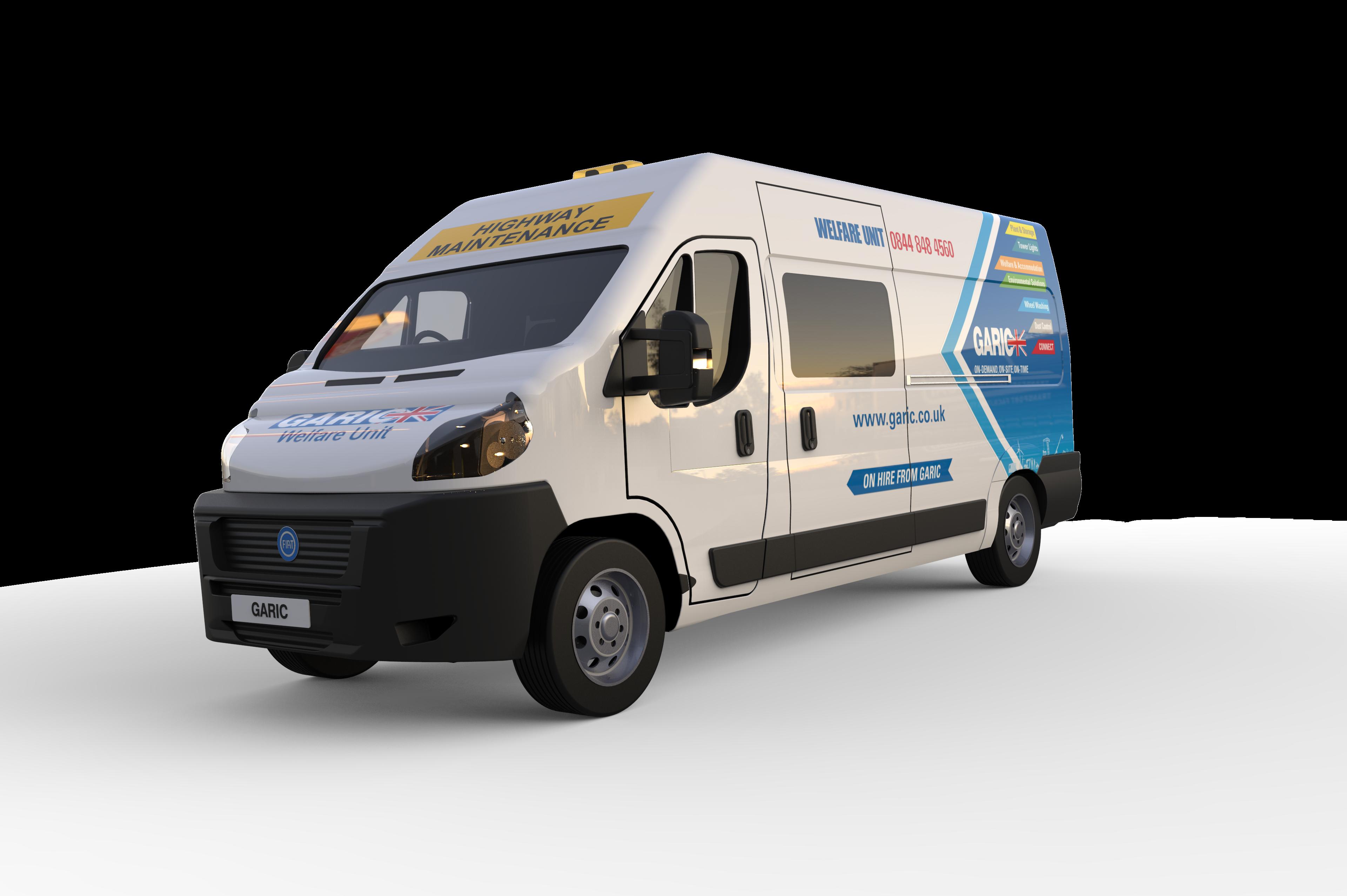 Welfare Van-0