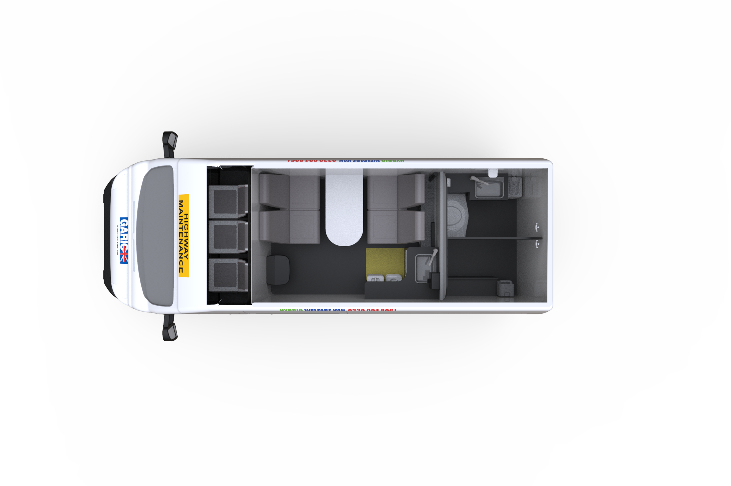 Hybrid Welfare Van-304