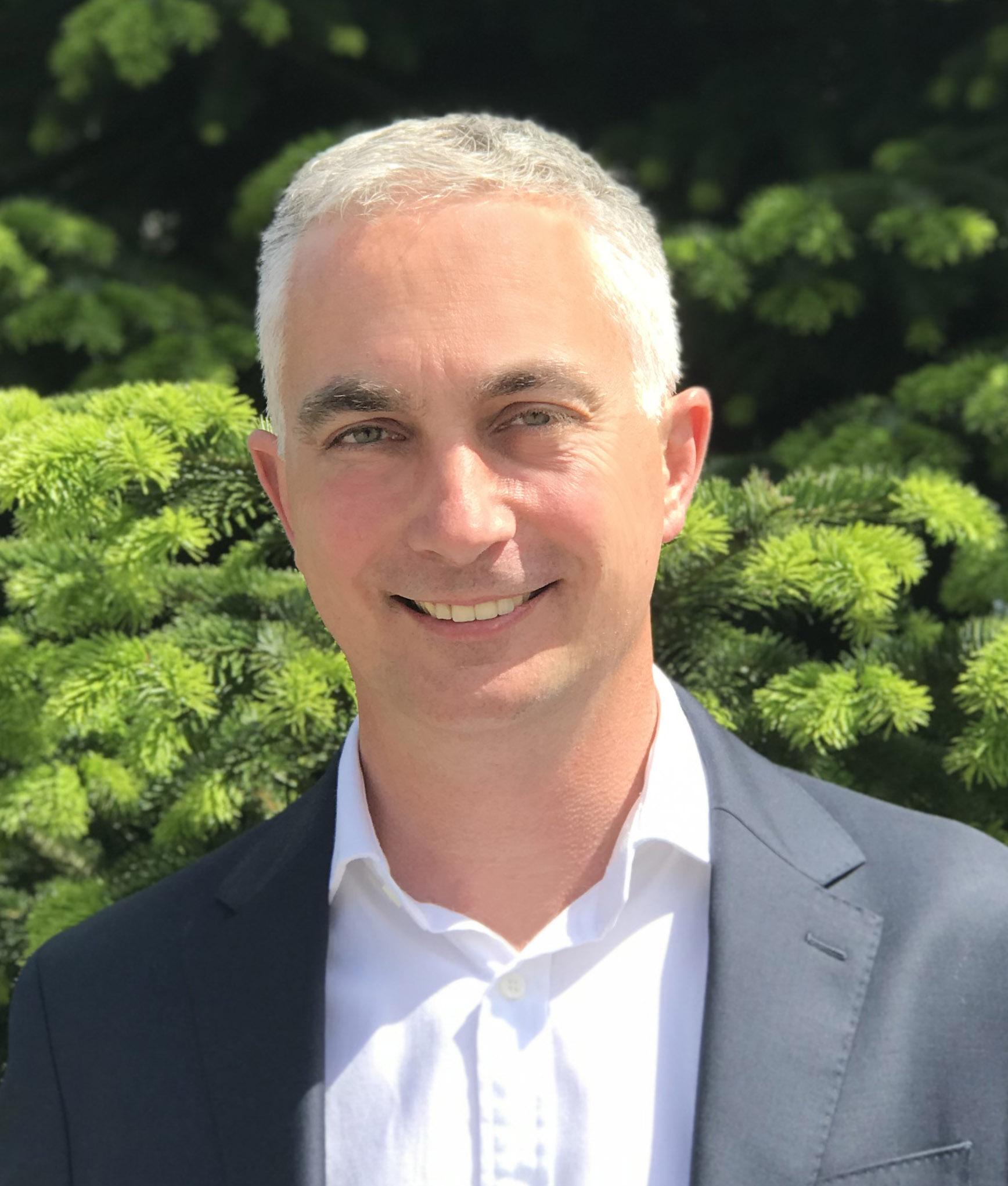 Mark Albiston, New Garic CEO